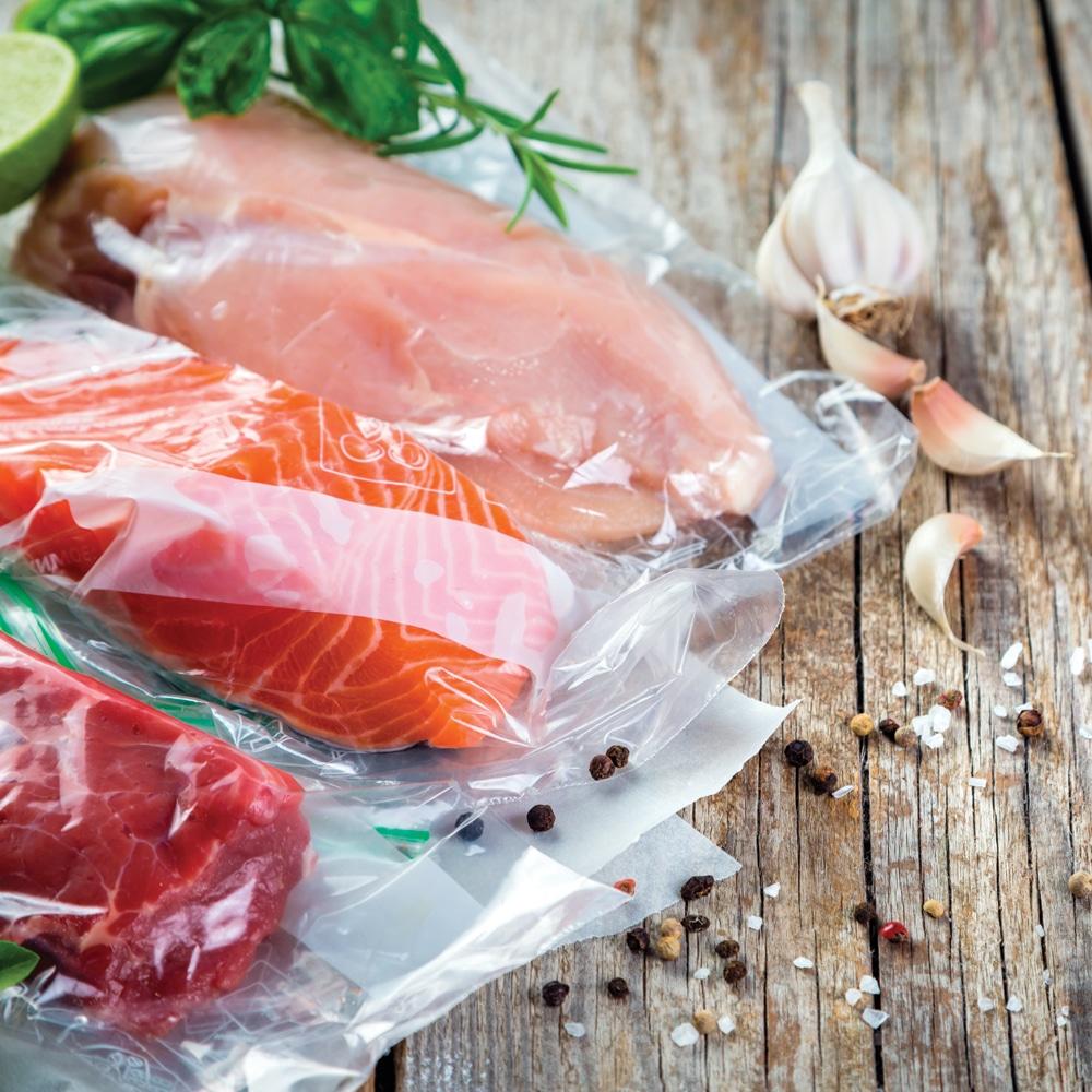 Conserver du poisson cru sous vide : possible ?