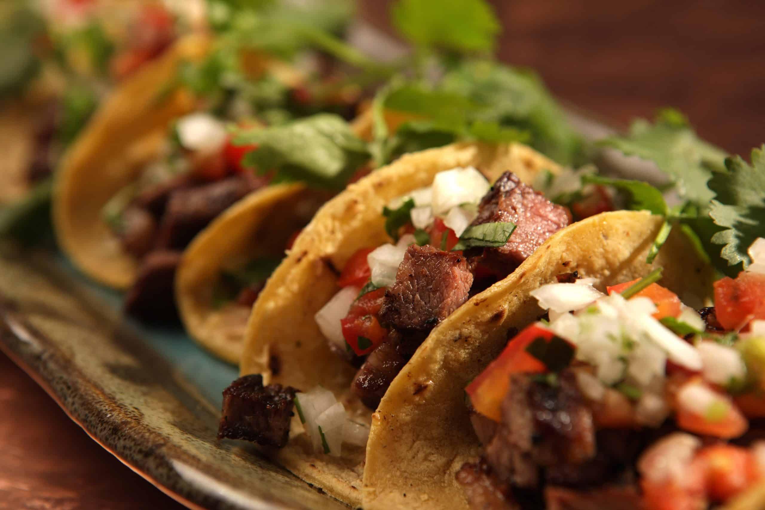 Qui a inventé le tacos mexicain ?