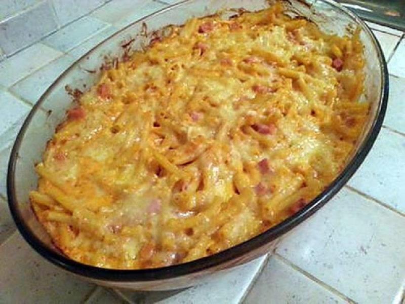 Tout savoir sur la recette du gratin de macaroni!