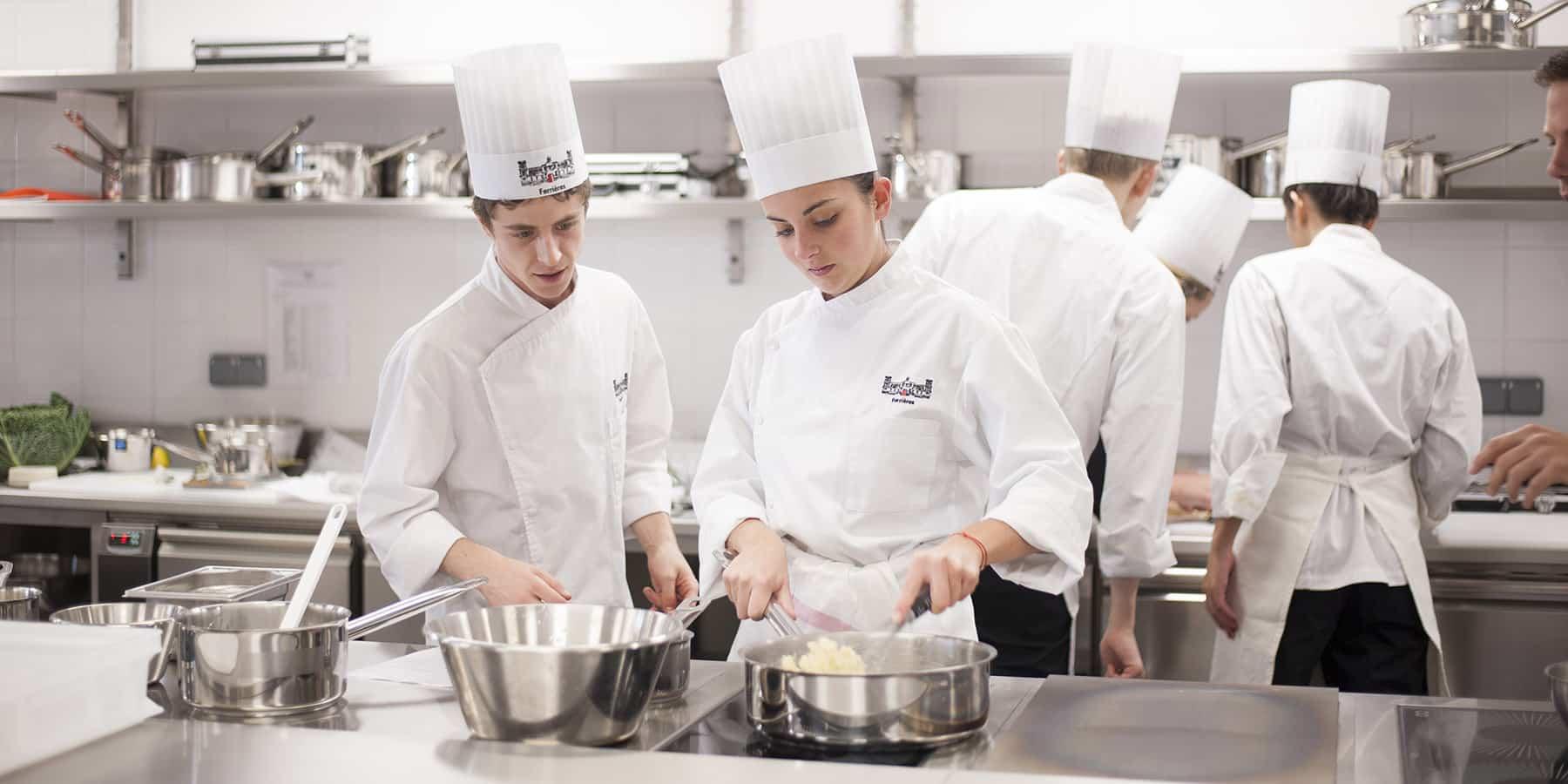 Métiers & Carrières Arts culinaires: ouverture d'une nouvelle formation universitaire
