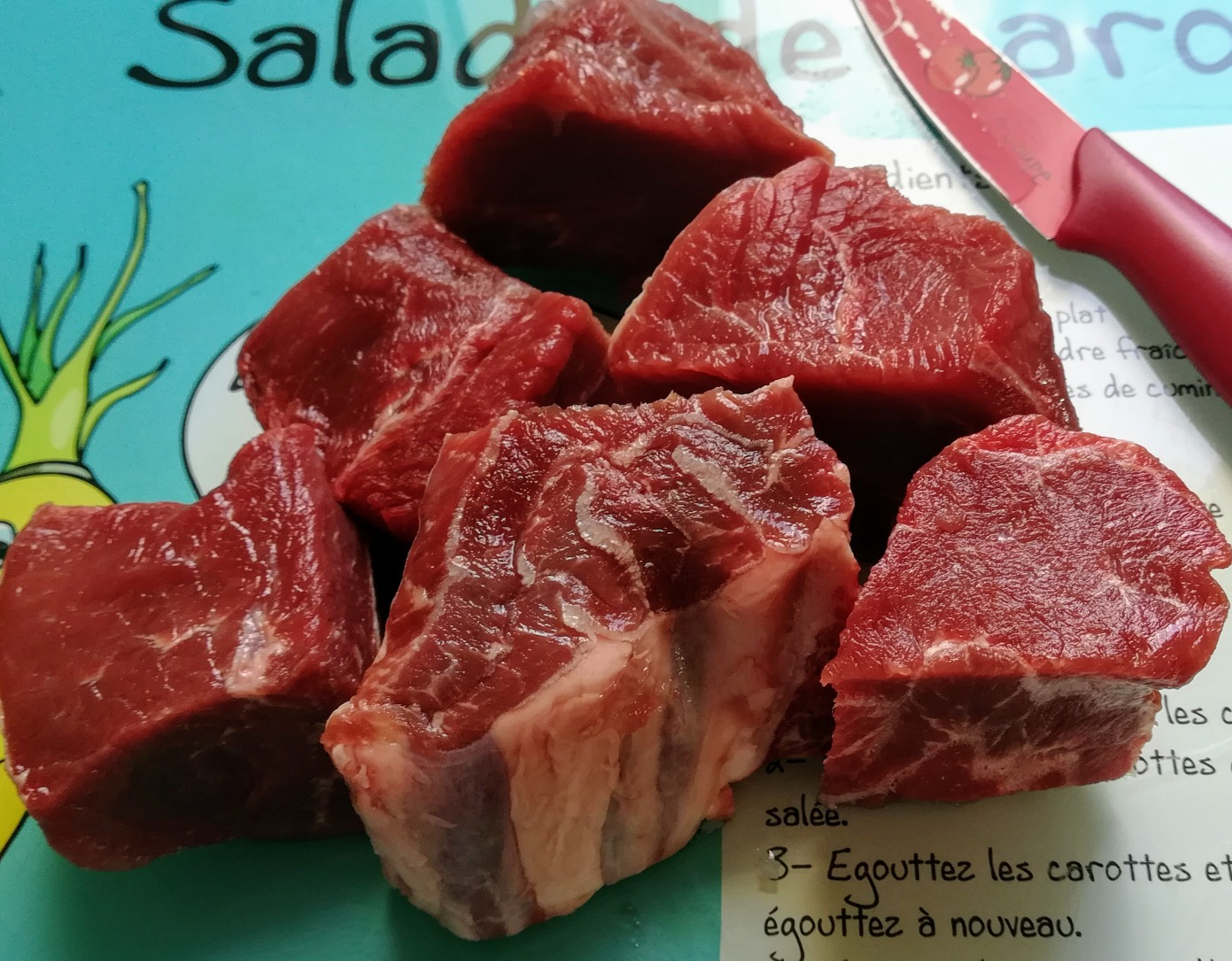 Comment cuire la viande à l'eau ?